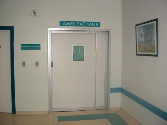 Ameliyathane Kapıları